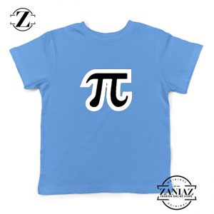 Pi Day Youth Tee Shirt Math Teacher Day Gift Kids Tshirts S-XL