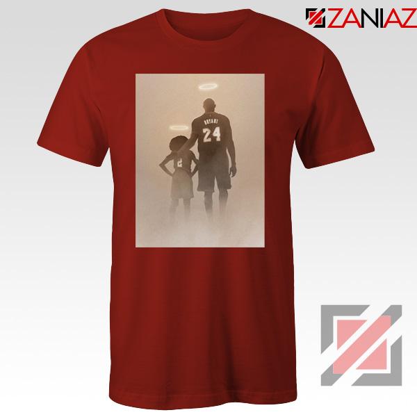 RIP Gigi Bryant Red Tshirt