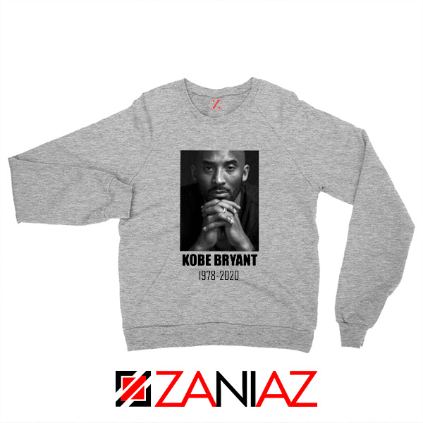 RIP Kobe Bryant Sweatshirt Los Angeles Lakers Sweaters S-2XL