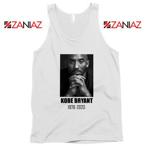 RIP Kobe Bryant Tank Top Los Angeles Lakers Tops S-3XL