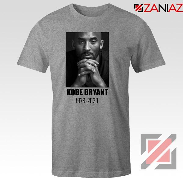 RIP Kobe Bryant Tshirt Los Angeles Lakers Tee Shirts S-3XL