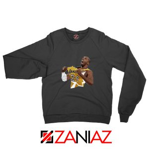 RIP Kobe Sweater LA Lakers Merch Sweatshirts Size S-2XL