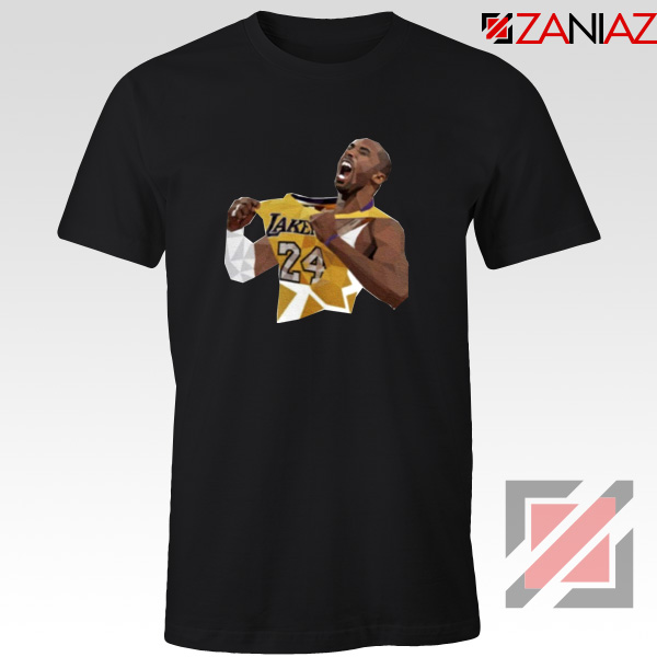 RIP Kobe Tshirt LA Lakers Merch Tee Shirts Size S-3XL