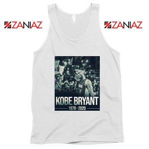 RIP Legend Kobe Dunk Tank Top LA Lakers Game S-3XL