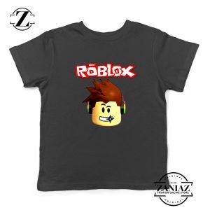 Roblox Gaming Kids Tshirt Funny Gamer Youth Tee Shirts S-XL