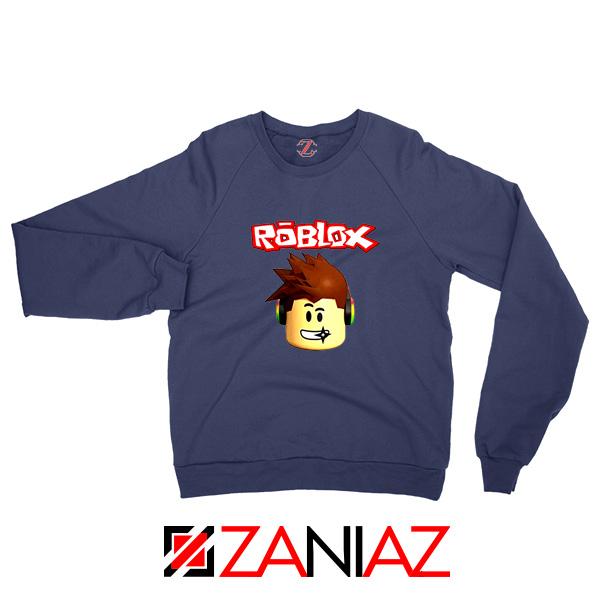 Roblox Gaming Sweater Funny Gamer Sweatshirts S-2XL
