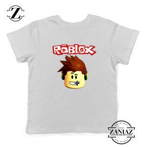 Roblox Gaming White Kids Tshirt