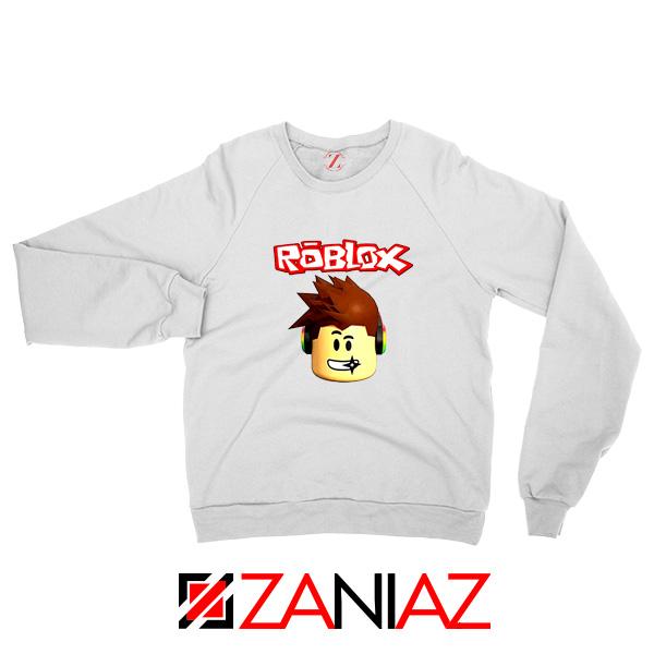 Roblox Gaming White Sweater