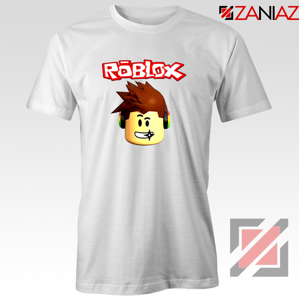 Roblox Gaming White Tshirt
