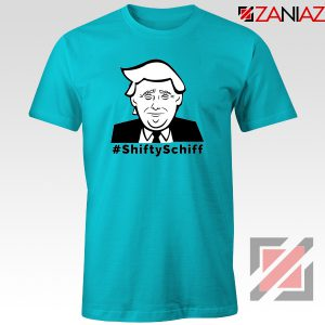 Shifty Schiff Tshirt Funny Anti Trump Tee Shirts S-3XL