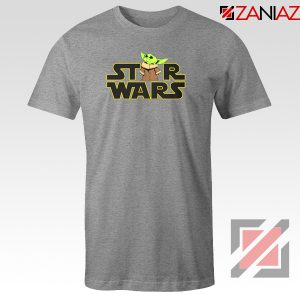 Star Wars Baby Yoda Tshirt The Rise Of Skywalker Tee Shirts S-3XL