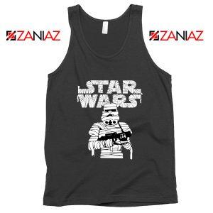 Stormtrooper Mummy Tank Top Star Wars Halloween Tops S-3XL