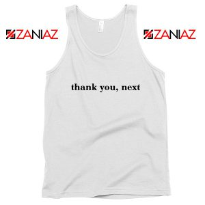 Thank U Next Tank Top Ariana Grande Album Tops S-3XL