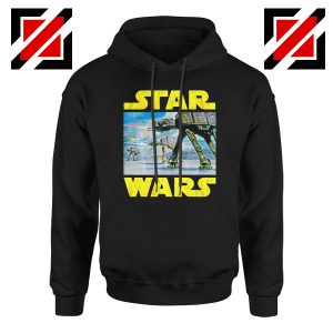 The Battle of Hoth Hoodie Star Wars Gift Hoodies S-2XL
