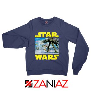 The Battle of Hoth Sweatshirt Star Wars Gift Sweaters S-2XL