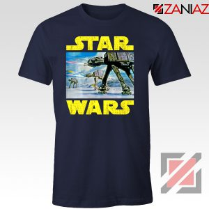 The Battle of Hoth Tshirt Star Wars Gift Tee Shirts S-3XL