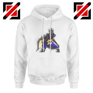 The Black Mamba Kobe Hoodie Basketball Player S-2XL
