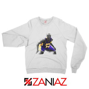 The Black Mamba Kobe Sweatshirt Basketball Player S-2XL