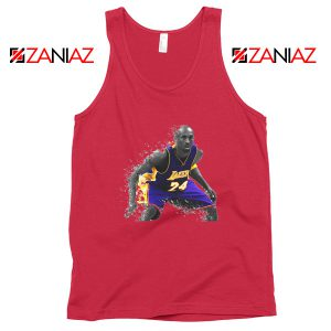 The BlThe Black Mamba Kobe Tank Top Basketball Player S-3XLck Mamba Kobe Tank Top Basketball Player S-3XL