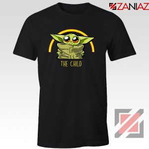 The Child Is So Cute Tshirt The Mandalorian Gifts Tee Shirts S-3XL