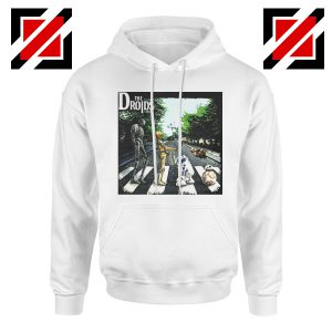The Droids Star Wars Hoodie The Abbey Road Star Wars Hoodies S-2XL White