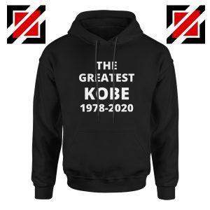 The Greatest Kobe Hoodie Black Mamba 24 Hoodies S-2XL