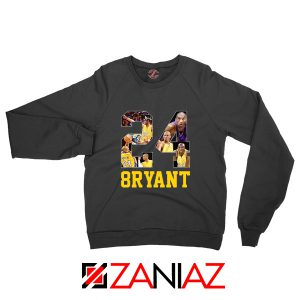 The Legend LA Basketball Black Sweater