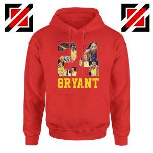 The Legend LA Basketball Hoodie Kobe Bryant Hoodies S-2XL