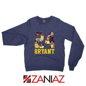 The Legend LA Basketball Sweater Kobe Bryant Sweatshirts S-2XL