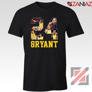 The Legend LA Basketball Tshirt Kobe Bryant Tee Shirts S-3XL