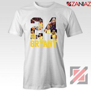 The Legend LA Basketball White Tshirt