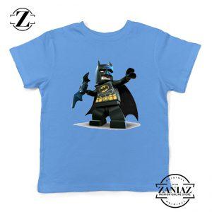 The Lego Batman Kids Tshirt Superhero Movie Youth Tee Shirts S-XL