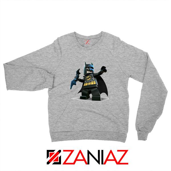 The Lego Batman Sweatshirt Superhero Movie Sweaters S-2XL