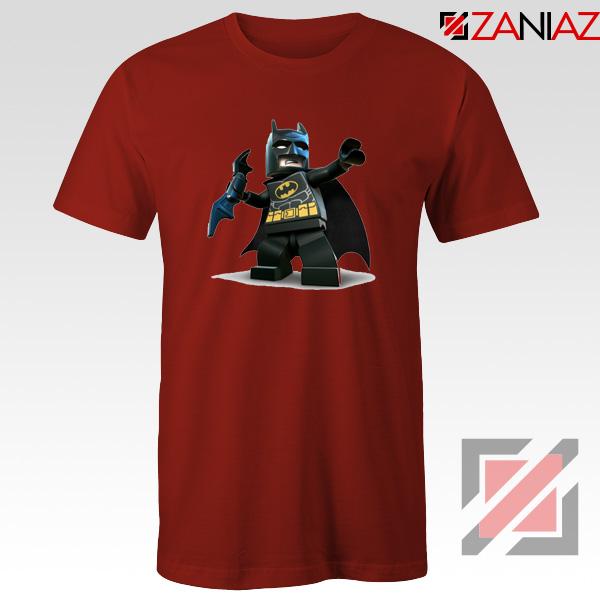 The Lego Batman Tshirt Superhero Movie Tee Shirts S-3XL