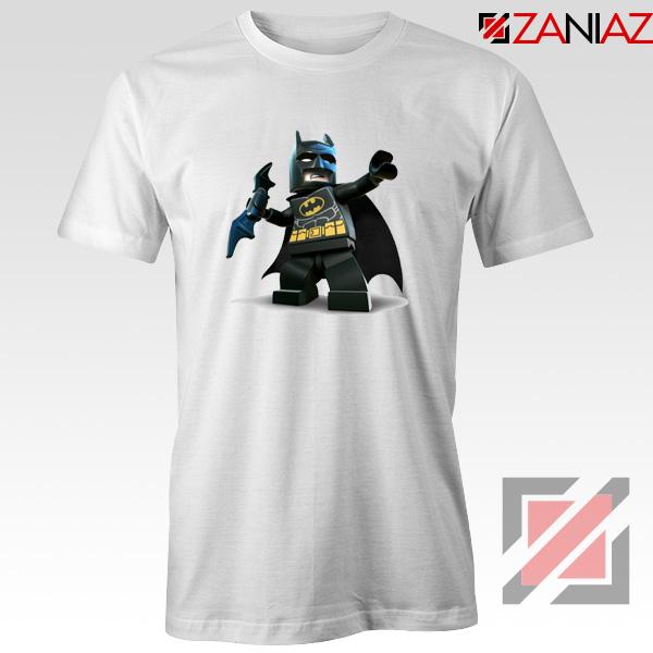 The Lego Batman White Tshirt