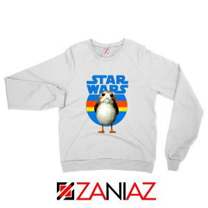 The Porg Sweatshirt Jedi Master Star Wars Sweaters S-2XL