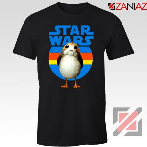 The Porg Tee Shirt Jedi Master Star Wars Tshirts S-3XL