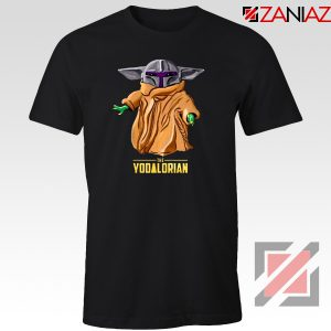 The Yodalorian Tshirt Baby Yoda Star Wars Tee Shirts S-3XL