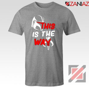 This Is The Way Tshirt The Mandalorian Tee Shirts S-3XL