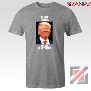 Trump Tweets Tshirt Political Meme Funny Tee Shirts S-3XL
