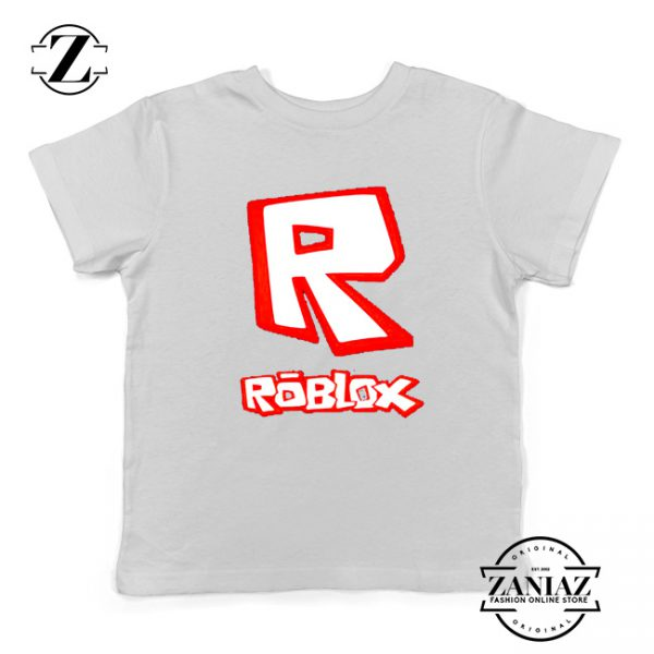 Video Game Design White Youth Tshirt Roblox