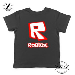 Video Game Design Youth Tshirt Roblox Game Kids Tees S-XL