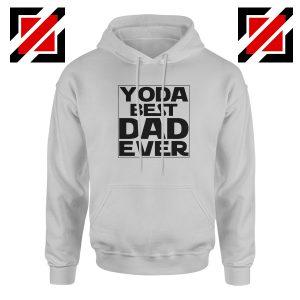 Yoda Best Dad Hoodie Starwars Quote Hoodies S-2XL