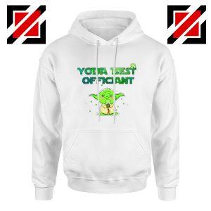 Yoda Best Officiant Hoodie Star Wars Gift Hoodies S-2XL
