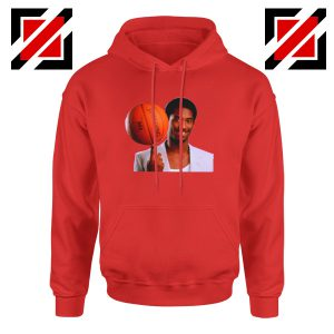 Young Kobe Spin The Ball Hoodie NBA Hoodies Gifts S-2XL