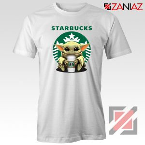 Baby Yoda Hug Starbucks Tee