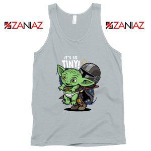 Baby Yoda Its So Tiny Tank Top