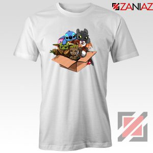 Baby Yoda Kawaii Team Tshirt