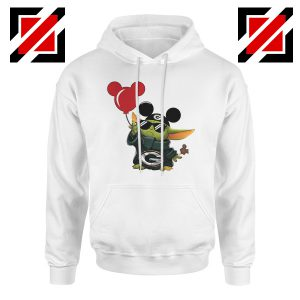 Baby Yoda Mickey Mouse Balloons Hoodie
