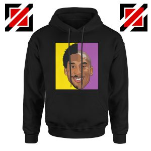 Basketball Kobe Bryant Black Hoodie LA Lakers Hoodies S-2XL